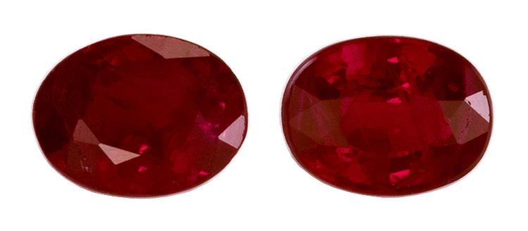 0.55 ct. Red Ruby