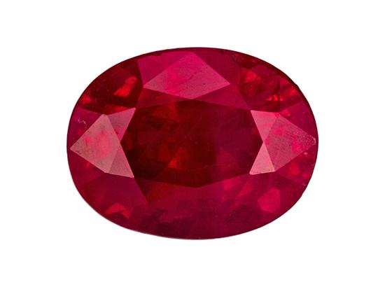 1 ct. Red Ruby