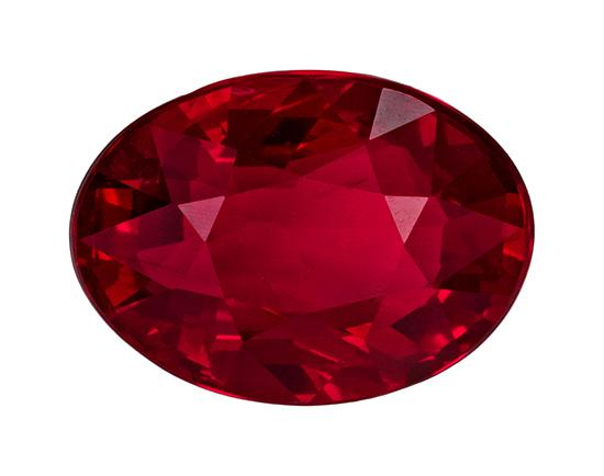 2 ct. Red Ruby