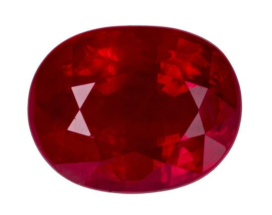 2.02 ct. Red Ruby