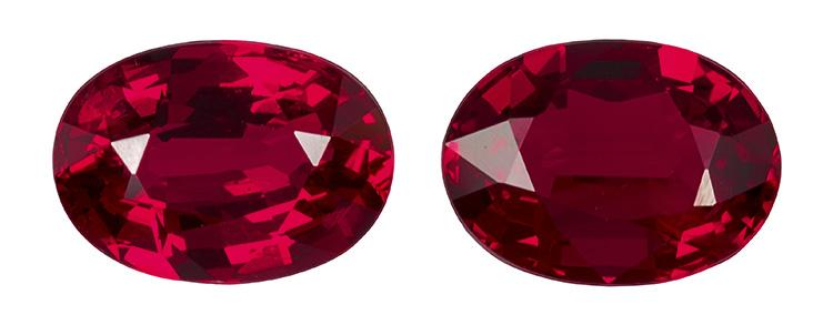 2.38 ct. Red Ruby