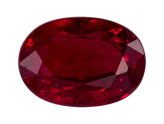 1.17 ct. Red Ruby