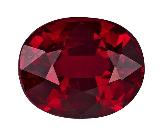 1.43 ct. Red Ruby