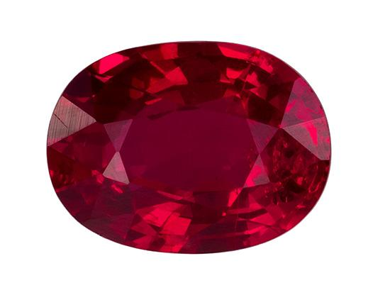 1.66 ct. Red Ruby