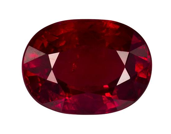 3.04 ct. Red Ruby