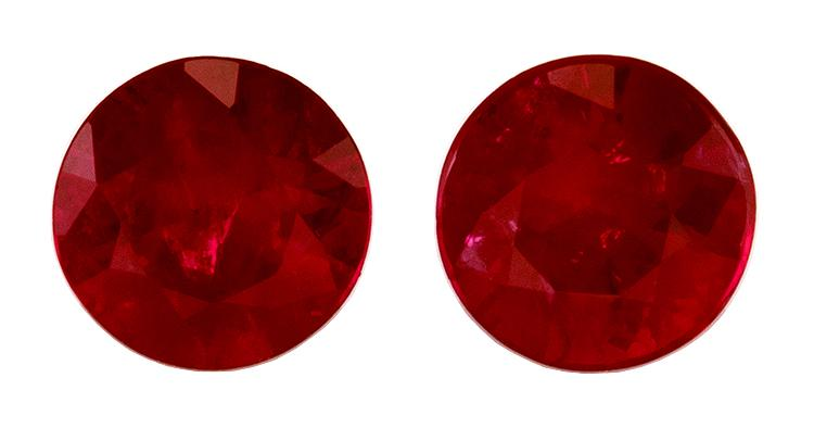 0.57 ct. Red Ruby
