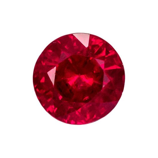 0.65 ct. Red Ruby