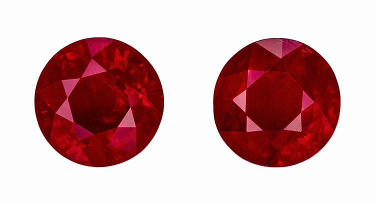 2.52 ct. Red Ruby