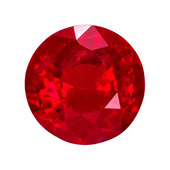 0.75 ct. Red Ruby