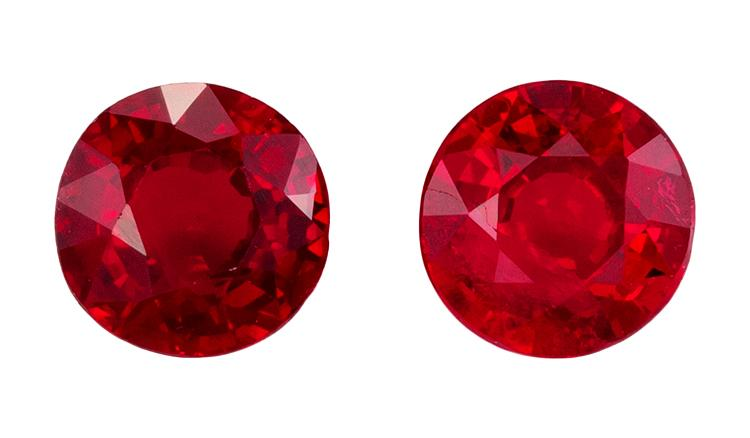 1.05 ct. Red Ruby