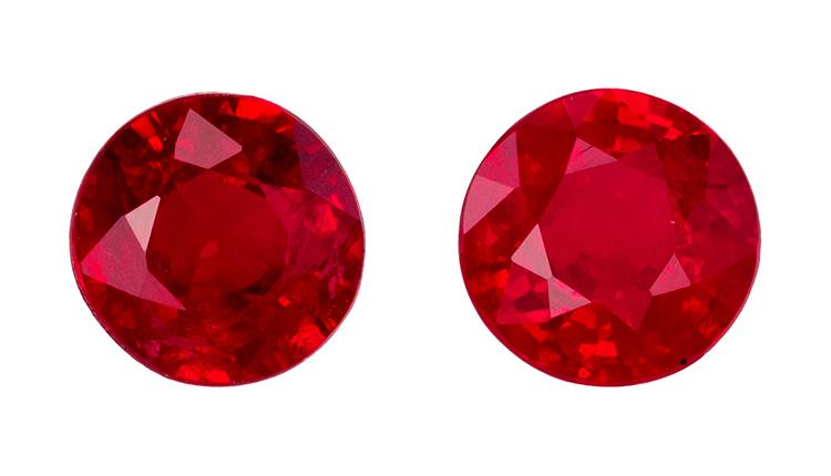 1.08 ct. Red Ruby