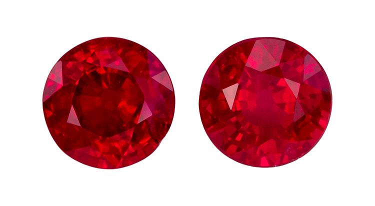 1.11 ct. Red Ruby