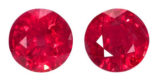 2.2 ct. Red Ruby