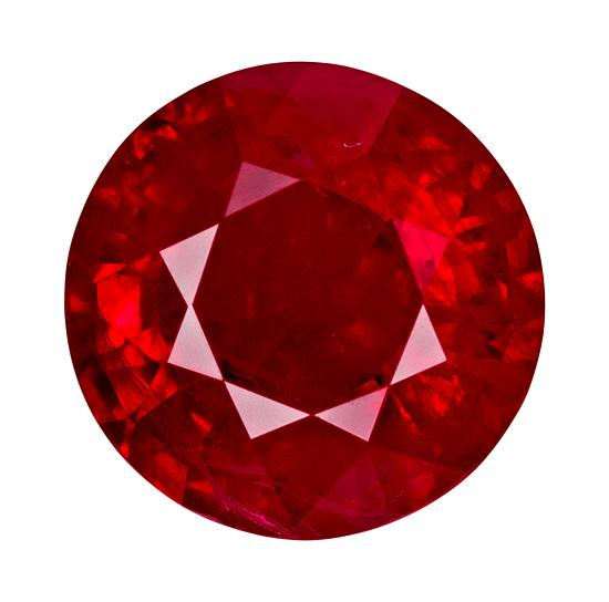 1.53 ct. Red Ruby