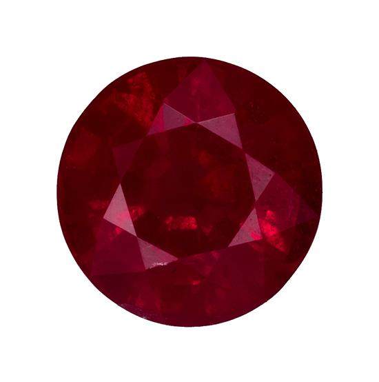 0.99 ct. Red Ruby