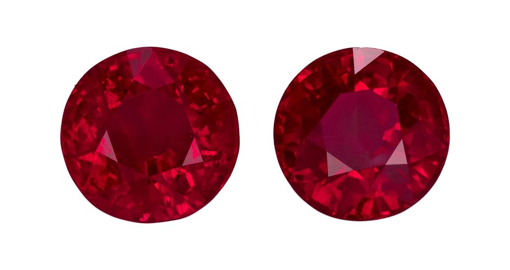 1.76 ct. Red Ruby