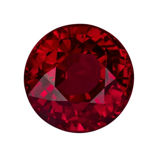 1.55 ct. Red Ruby