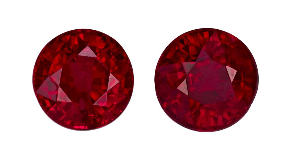 1.79 ct. Red Ruby