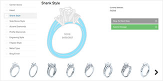 Design Your Own Engagement Ring Custom Jewelry Bellevue Seattle