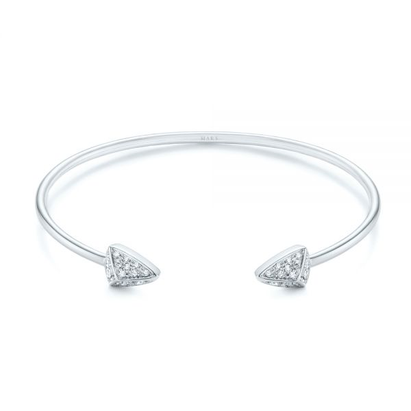 Diamond Arrow Bangle - Image
