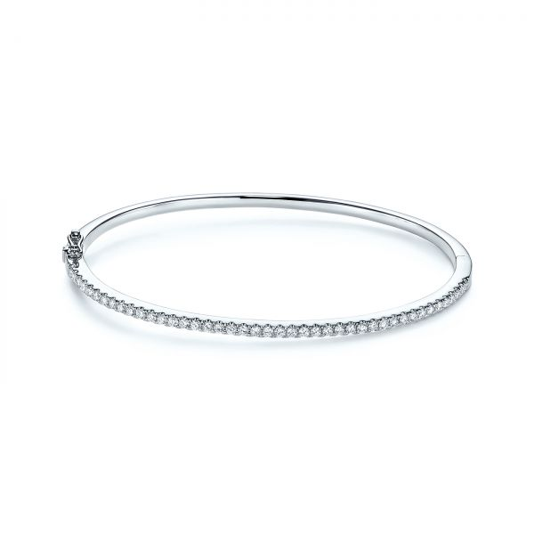 Diamond Bangle - Image
