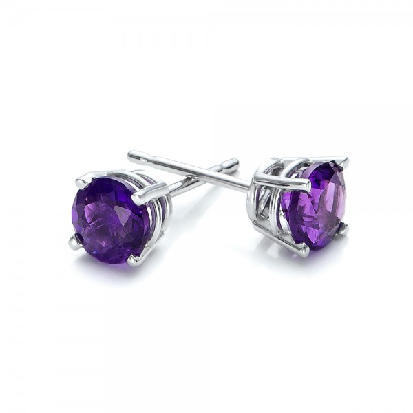 main sterling phab amethyst lrg stud silver nile earrings detailmain rope blue in