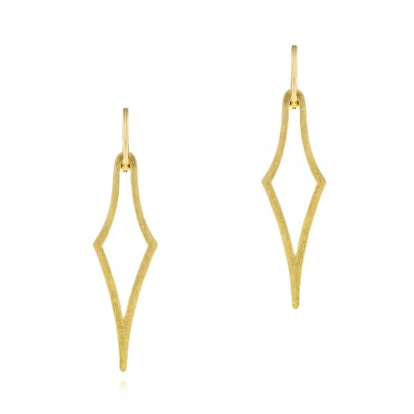 Elegant Kite Earrings - Image