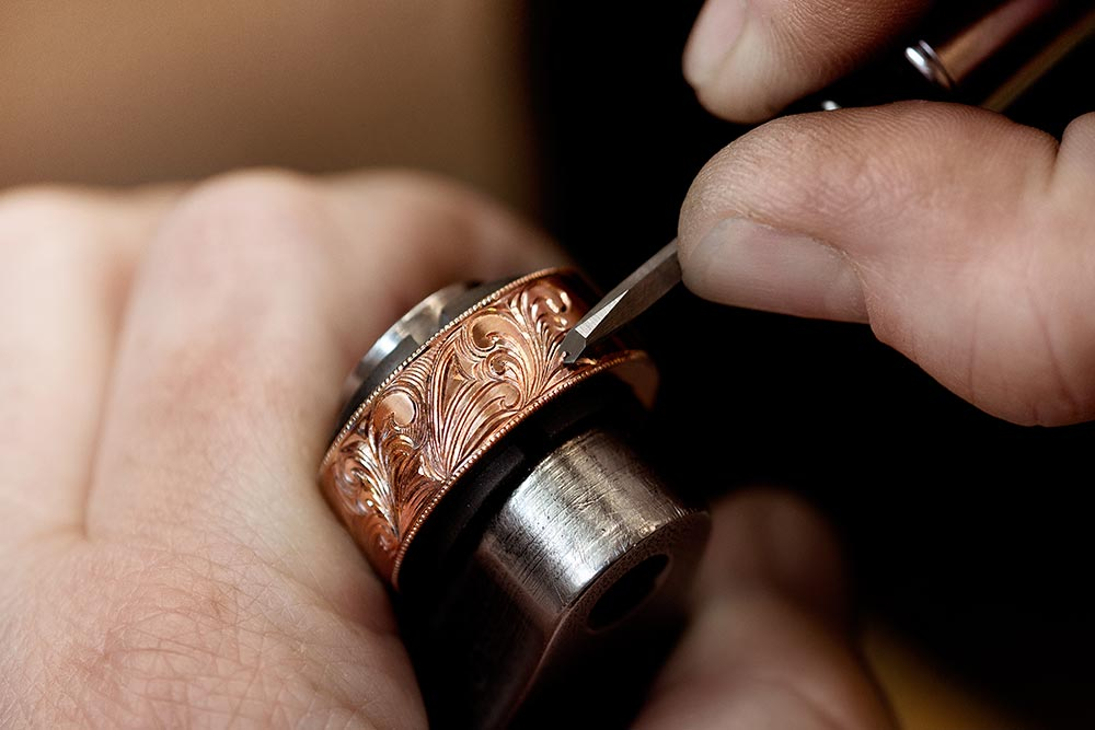 Custom Hand Engraving