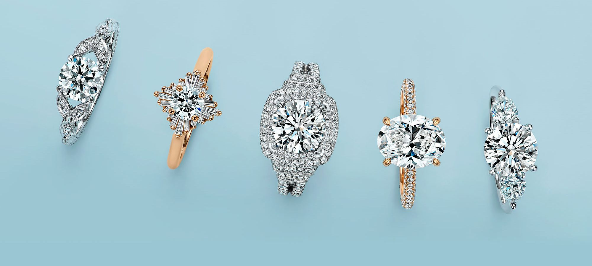 Engagement Rings Jewelry Seattle Bellevue Joseph Jewelry