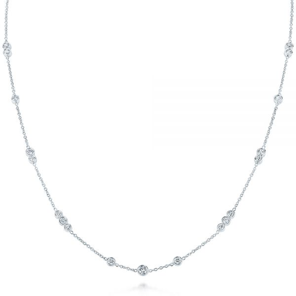 Custom Diamond Necklace - Image