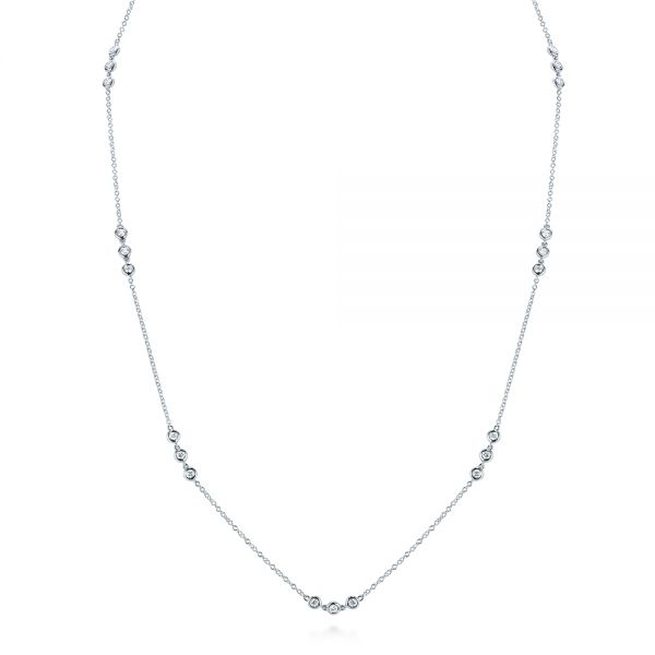Diamond Necklace - Image
