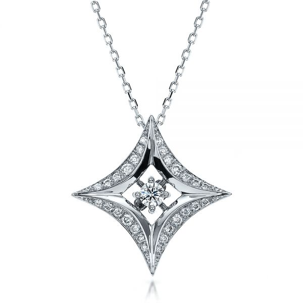 Star Diamond Pendant - Image