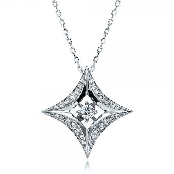 Star Diamond Pendant