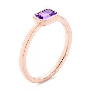 Amethyst Fashion Ring - Image