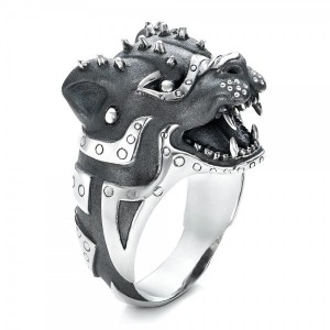 Bulldog Ring - Capitan Collection