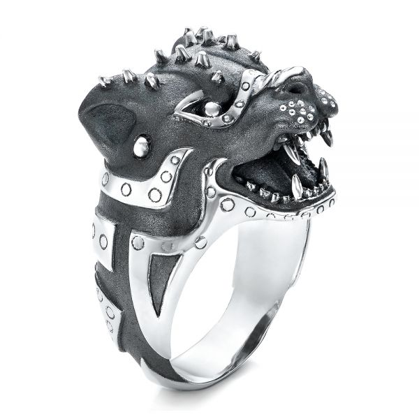Bulldog Ring - Capitan Collection - Image