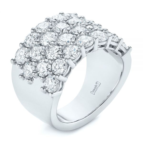 Custom Diamond Fashion Ring - Image
