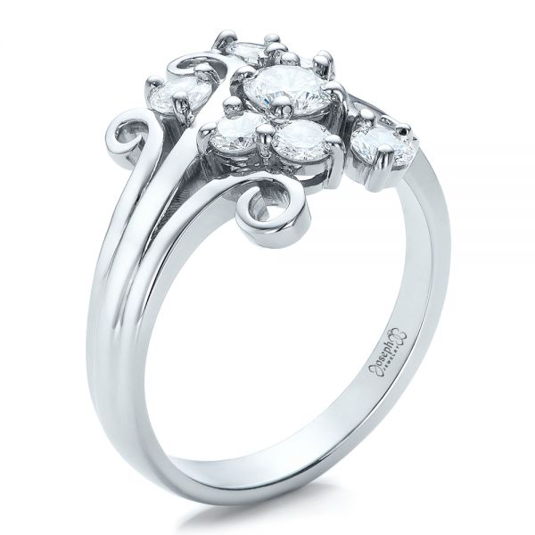 Custom Diamond Ring - Image
