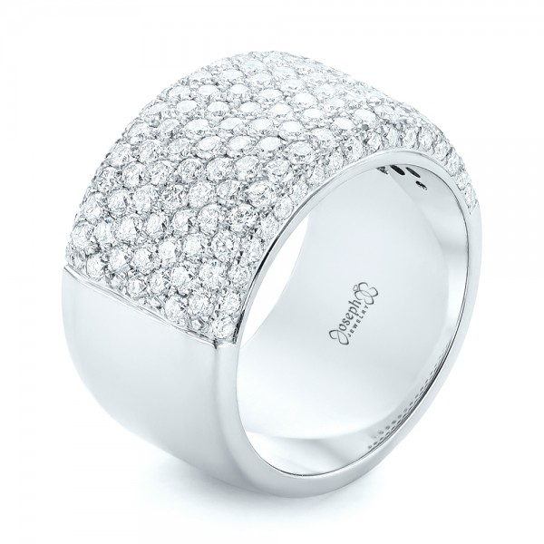 Custom Pave Diamond Fashion Ring