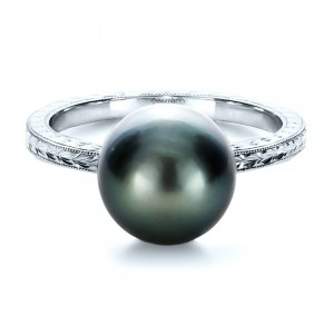 Custom Pearl Ring