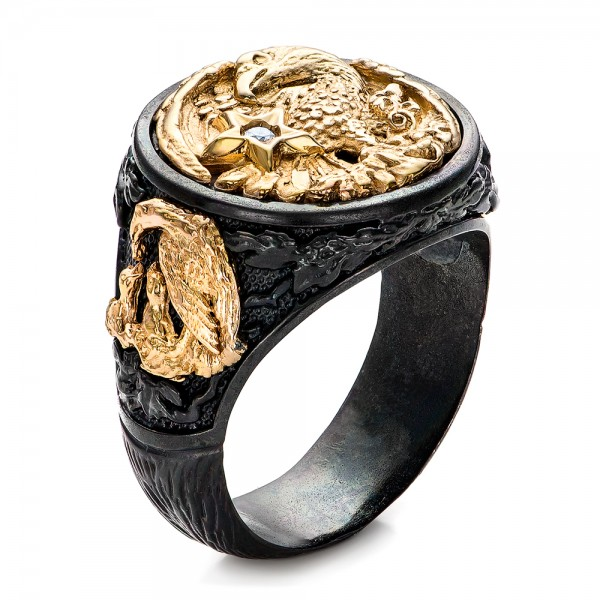 Eagle Ring - Capitan Collection