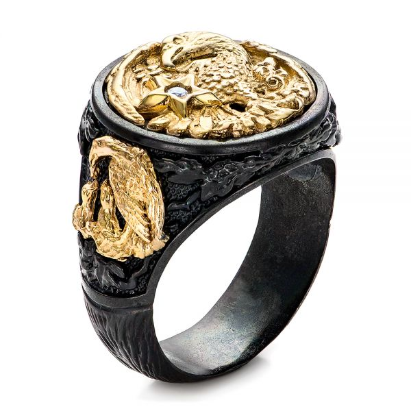 Eagle Ring - Capitan Collection - Image