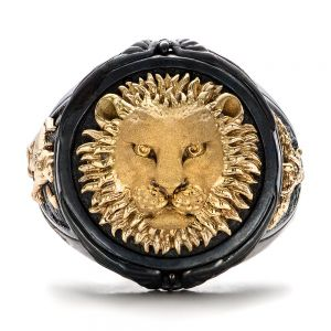 Lion Ring - Capitan Collection