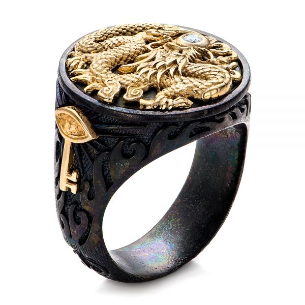 The Dragon Ring - Capitan Collection - Image