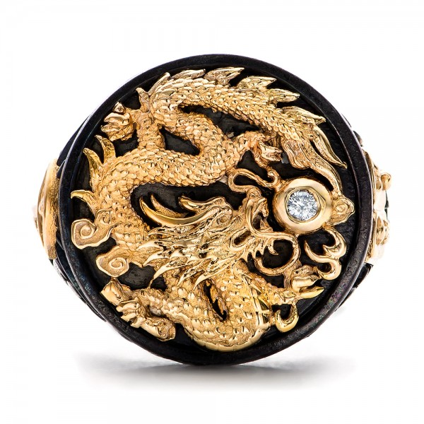 The Dragon Ring - Capitan Collection