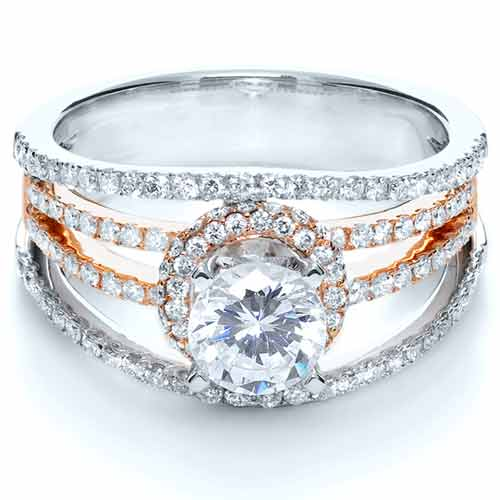 set products fine rings ring gold diamond diamonds elegant pear engagement stone