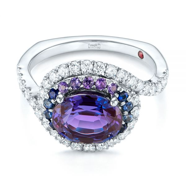 sapphire synthetic natural alexandrite vs