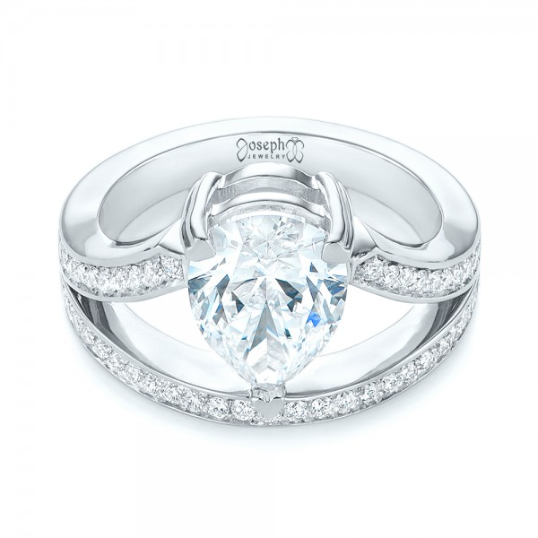 custom engagement ring 103594