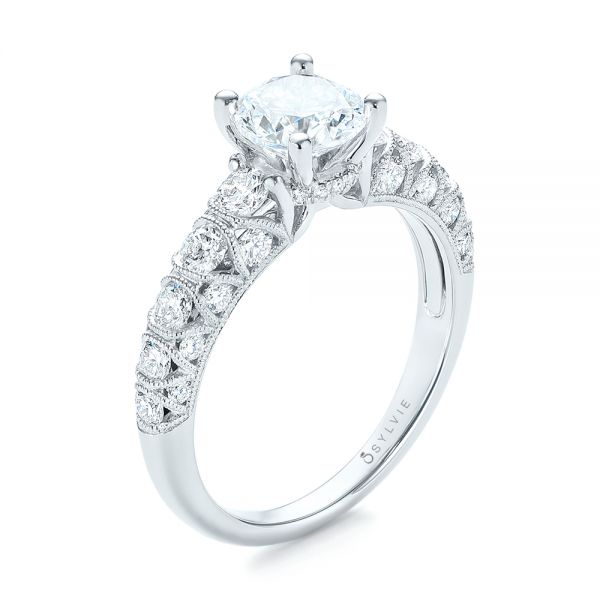 Diamond Engagement Ring - Image