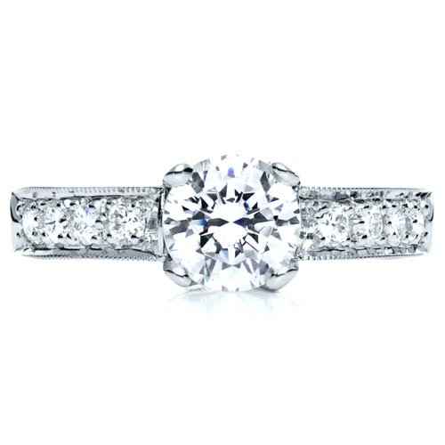 engagement ring 200 bellevue seattle joseph